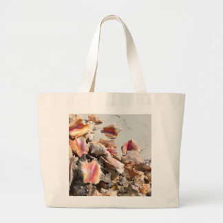 Seashells on the Beach | Turks and Caicos Photo Tote Bag