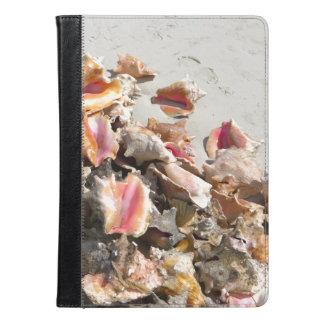 Seashells on the Beach | Turks and Caicos Photo iPad Air Case