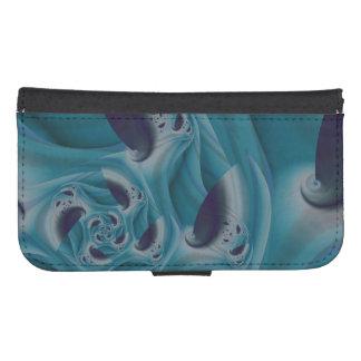 Seashells Galaxy S4 Wallet Cases