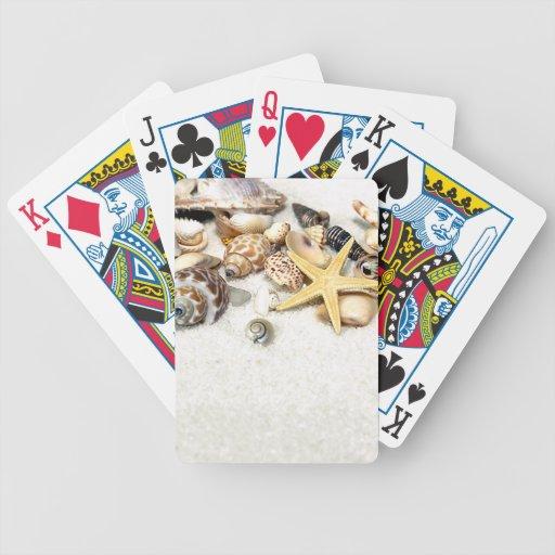 Seashells Playing Cards