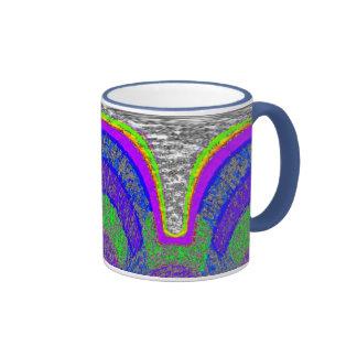 Seashells Ringer Mug