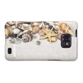 Seashells Samsung Galaxy SII Case