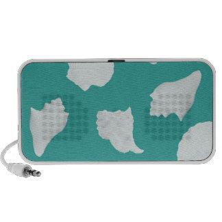 Seashells iPod Speaker