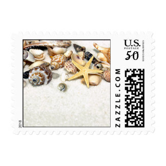 Seashells Stamps