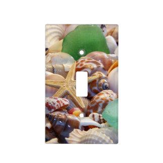 Seashells & Starfish Light Switch Cover