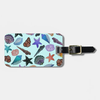 Seashells Tag For Luggage