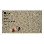 Seashells Tarjeta De Visita
