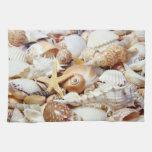 Seashells Toalla De Mano