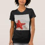 seashells y estrellas de mar camisetas