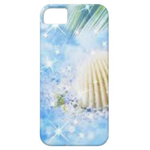 seashels shiney iPhone 5 covers