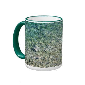 Seashore Abstract Mug