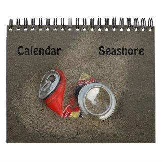 Seashore Calendar