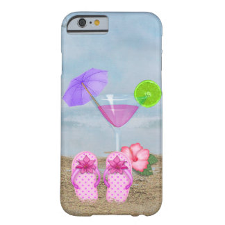 Seashore Cockail Barely There iPhone 6 Case