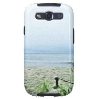 Seashore Fractilus Art Galaxy S3 Case