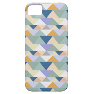 Seashore Geometric Triangle iPhone SE/5/5s Case