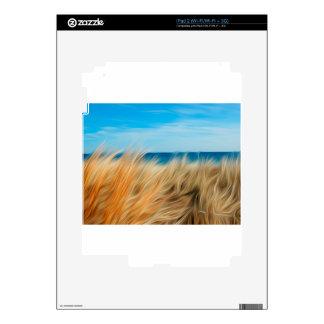 Seashore iPad 2 Skins