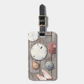 Seashore Treasures Luggage Tag