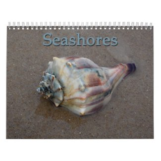 Seashores Calendar
