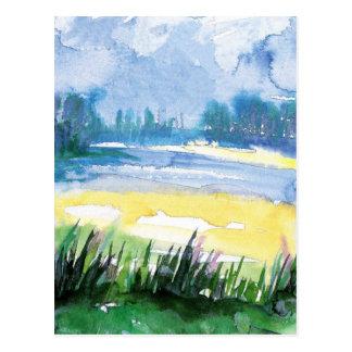 seaside 2 postcard