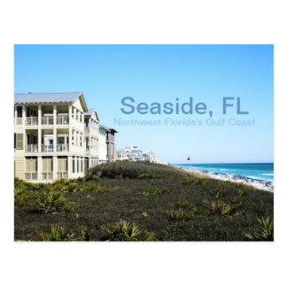 Seaside Beach in Seaside FL Post Card