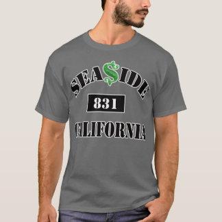 Seaside,Ca (831)-- T-Shirt