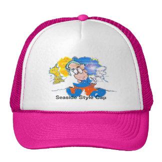 Seaside Cap Trucker Hat
