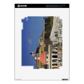 Seaside cemetery of Puerto Rico iPad 3 Decal