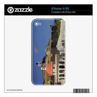 Seaside cemetery of Puerto Rico Decal For The iPhone 4S