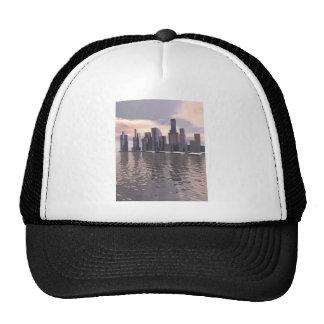 Seaside City Trucker Hat