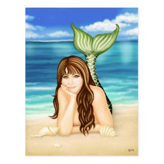 Seaside Daydreams Postcard