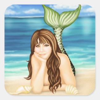 Seaside Daydreams Sticker