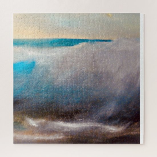Seaside Dreaming  Jigsaw Puzzle