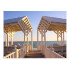 Seaside, Florida Beach Access Sunset Postcard