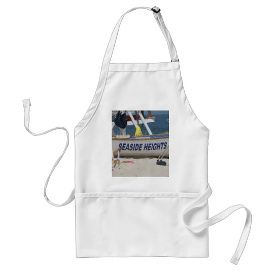 Seaside Heights Adult Apron