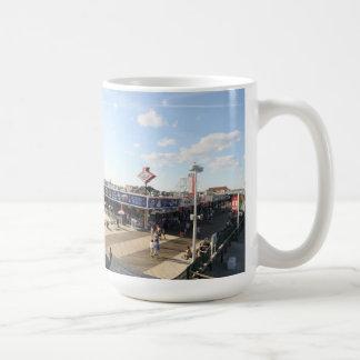 Seaside heights coffee mug