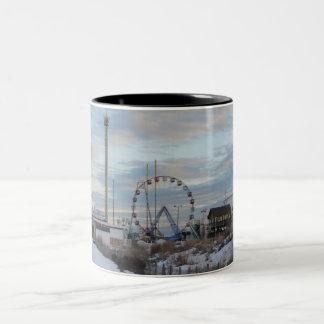 Seaside Heights Funtown Pier Mug