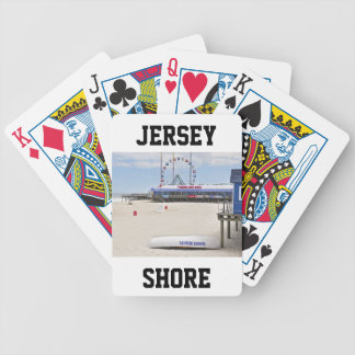 Seaside Heights, Jersey Shore Bicycle Poker Deck