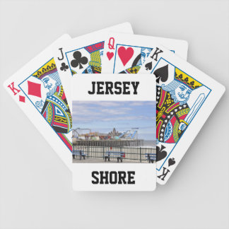 Seaside Heights, Jersey Shore Deck Of Cards