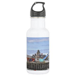 Seaside Heights, Jersey Shore Stainless Steel Water Bottle