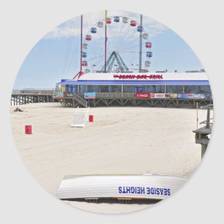 Seaside Heights, Jersey Shore Stickers