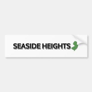 Seaside Heights, New Jersey Bumper Stickers