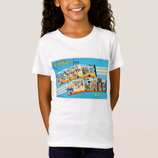 Seaside Heights New Jersey NJ Vintage Postcard- T-Shirt