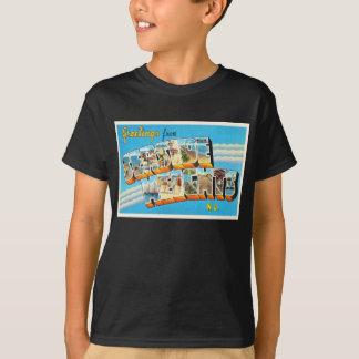 Seaside Heights New Jersey NJ Vintage Postcard- T-Shirt