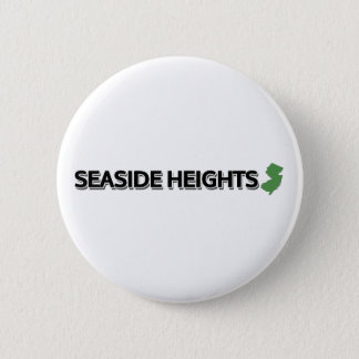 Seaside Heights, New Jersey Pinback Button