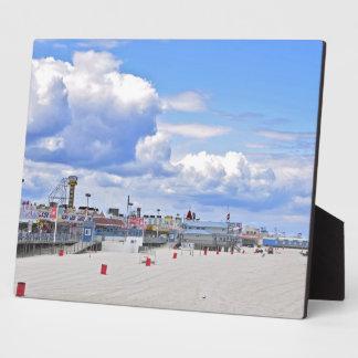 Seaside Heights, NJ Before Hurricane Sandy Photo Plaques