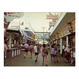 Seaside Heights, NJ Postcard