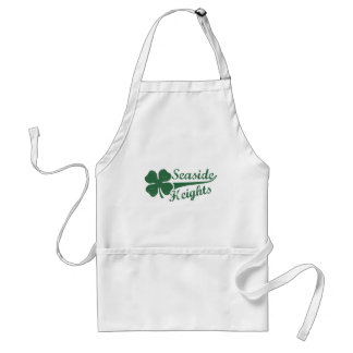 Seaside Heights NJ St. Patty's Day Adult Apron