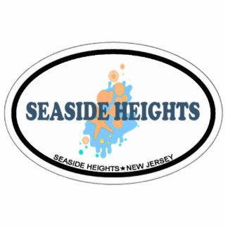 Seaside Heights. Photo Cutouts