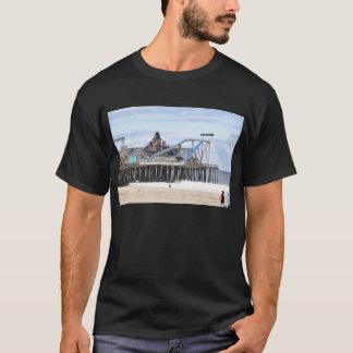 Seaside Heights Pier - Overcoming Sandy T-Shirt