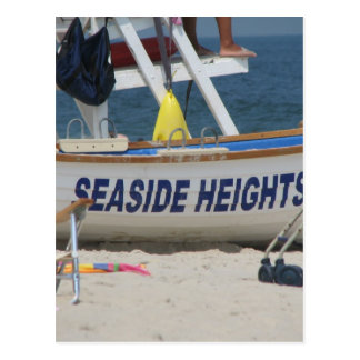 Seaside Heights Postcard